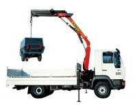 China XCMG 6.3 Ton SQ6.3ZK2 Articulating Truck Mounted Crane With Low Price wholesale