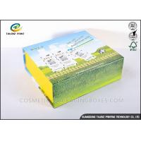 China Handmade Foldable Gift Boxes Colorful Appearance Excellent Scratch Resistance wholesale