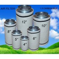 """China 12"""" Hydroponics air activated carbon filter wholesale"""