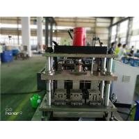 China 3 Rows Guide Rail Solar Roll Forming Machine for solar stands continues punching wholesale
