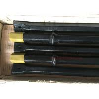 China Quarrying Rock Drilling Tools Chisel Integral Drill Rod 20mm - 42mm Diameter wholesale