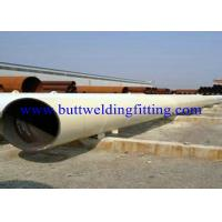 China ASTM DIN JIS Welded API Carbon Steel Pipe with Varnish Paint Surface on sale