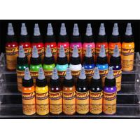 China Eternal Luk Permanent Tattoo Ink 30ml / 1oz / Bottle With Multiple Colour wholesale