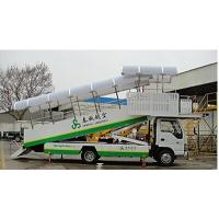 China Ecological Ground Handling Equipment , Non Slip Aircraft Boarding Ladder wholesale