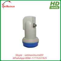 China FTA Universal Single Ku Band LNBF 0.1dB FTA Satellite Dish LNB HDTV Liner wholesale