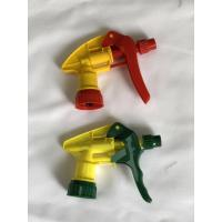 China Hills Garden Sprayer Spare Parts , Red Green Color Plastic Trigger Garden Sprayer wholesale