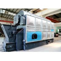 China Safe Outdoor Wood And Coal Boiler Wood Chip Steam Boiler Low Pressure wholesale