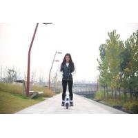 China Smart Single Wheel Battery Powered Unicycle , Gyro Stabilized Electric Unicycle on sale
