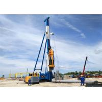 China 13 Ton Hydraulic Impact Hammer For Precast Concrete Pile Foundation wholesale
