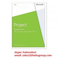 China FPP Key Project Standard Microsoft Office 2013 Key Code online activation on sale
