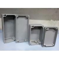 China China Custom Die Casting Aluminum Enclosures Waterproof Boxes Factory for Electronic Amplifier Housing wholesale