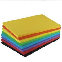 China Large White Red Coloured Paper Sheets , Handmade Coloured Photocopy Paper 52* 38 Cm wholesale