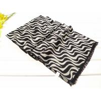 China 2013 fashion Mens winter black and white long Silk Scarf 100% pashmina/wool/cashmere scarves Shawl wholesale
