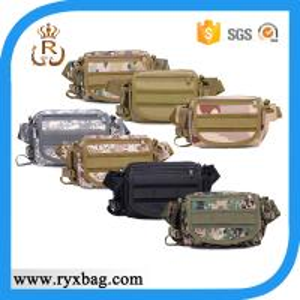China Camouflage waist bag on sale
