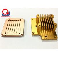 China Custom Machined Anodized Aluminum Parts For Computer / Cellphone Industry wholesale