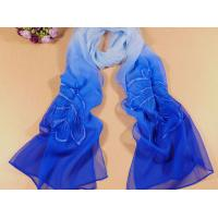 China 100% Women Silk Scarves For Dyeing wholesale