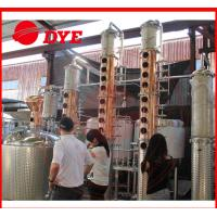 China 100Gal Stainless Steel Whiskey Commercial Distilling Equipment 1 - 3Layers wholesale