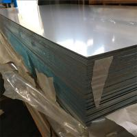 China T3 / T4 Aircraft Aluminum Plate 2124 Alloy Grade Wooden Pallet Packing wholesale