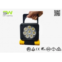 Quality Foldable 25W High Lumen Portable Flood Light Battery Powered for sale