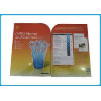 China 100% original microsoft office home and business 2010 product key Sticker label wholesale