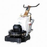 Vacuum connected concrete floor grinder 380 to 440v for Best vacuum for concrete floors