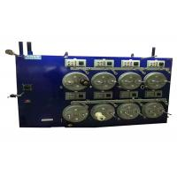 China Super Saving Power Vertical Enameling Machine 0.1-0.3mm With Double Hearth wholesale