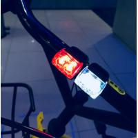 Quality City Commuting LED Bike Lights Easily Operating With Built In Reed Pipe for sale