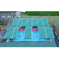 China High Tech Aluminum Waterproof  Sport Event Tents for Swimming Pool wholesale