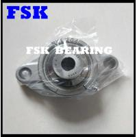 China Two-bolt SSUCFL204 / SSUCFL201 / SSUCFL205 Pillow Block Bearing Flanged Units ID 20mm OD 113mm on sale