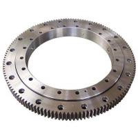 China China Rothe Erde ball slewing bearing manufacturer, slewing ring used on crane, excavator and other machinery wholesale