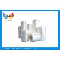 China Food Grade Blow Soft PVC Shrink Film , Plastic Heat Shrink Wrap For Bottles wholesale