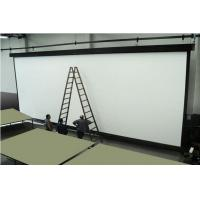 180 inch 4 3 electric projection screen tubular motor for 130 inch motorized projector screen