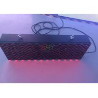 China Pure Red LED Moving Message Sign / Text scrolling led display DIP546 wholesale