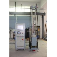 China Certified Supplier of APPLE Shock Absorber Tester Machine With Half Sine Wave wholesale