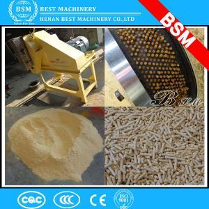 Buy cheap 1ton/h Poultry feed pellet making line animal feed pellet machine feed pellet from wholesalers