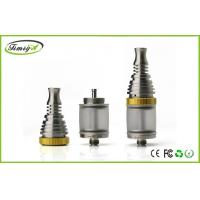 China Joyetech Silica wick RBA Rda Rebuildable Atomizer Ss Steamboy With CE Rohs wholesale