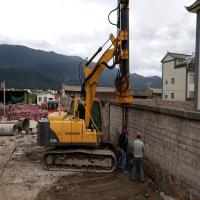 Buy cheap 50KN Hydraulic Piling Rig 1200mm Drilling Diameter And 20m Depth Pile Machine from wholesalers