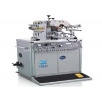Buy cheap Plastic Manual Heat Transfer Printing Machine Rotary Letterpress Structure from wholesalers