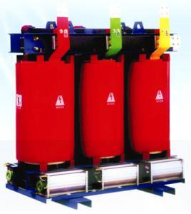 China SC(B)9-125—2500/10 Epoxy resin casting dry-type power transformer wholesale