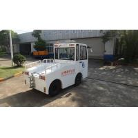 China Aviation Electric Tow Tug Front Steering 250 - 350 Millimeter Ground Clearance wholesale