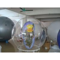 China Advertising Inflatable Helium Balloon with Oxford and Sponge inside for opening event wholesale