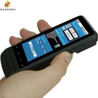 Buy cheap Mobile Personal Digital Assistant Raypodo USB OTG Port With 2D Barcode Scanner from wholesalers