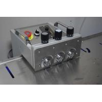 Buy cheap Solid Iron Material LED PCB Separator Machine With Three Group Blades from wholesalers