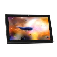 China 10 Inches POE Android Panel android With Front Reading NFC For Access Control on sale