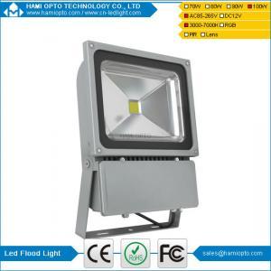 China 100W High Power Outdoor LED Flood Light IP68 AC85-265V wholesale