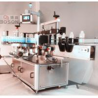 Buy cheap Front Side Square Bottle Labeling Machine / Equipment with Re - orientation from wholesalers