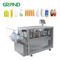 China GGS-118 P2 Plastic Vial Forming Filling and Sealing Machine Liquid Filling Sealing Machine wholesale