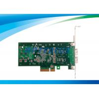Buy cheap Interface PCI Lan Fiber Network Card / 10 Gigabit Ethernet Card 1BF-SFP+ from wholesalers