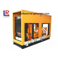 China 500kw 625kVA Natural Gas Electricity Generator 1500rpm Speed 4000kg Genset Weight on sale