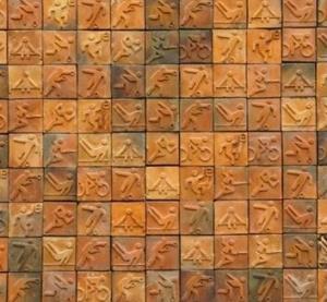 China Ceramic Tiles Titanium Nitride Coating Machine Vacuum Coating Single Doors on sale
